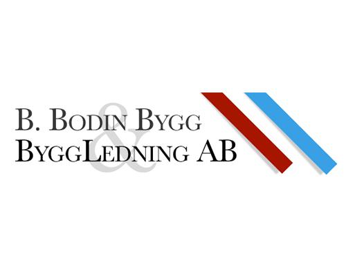 B. Bodin Bygg ByggLedning AB